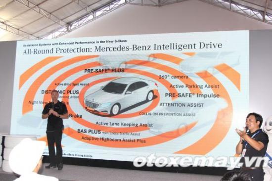 Mercedes-Benz khóa học lái xe 2