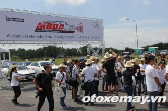 Mercedes-Benz khóa học lái xe 5