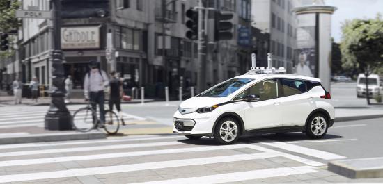 GM tham vọng thử nghiệm hàng nghìn xe tự lái