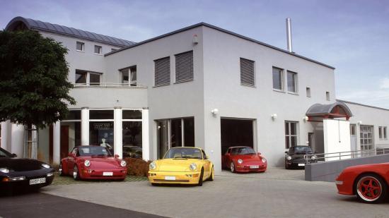TechArt và 30 năm đam mê độ xe Porsche 10