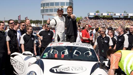 TechArt và 30 năm đam mê độ xe Porsche 2