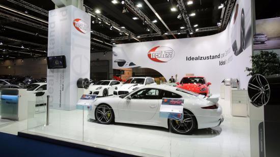 TechArt và 30 năm đam mê độ xe Porsche 4