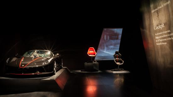 Ghế văn phòng Ferrari Cockpit
