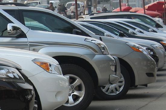 nhập khẩu ô tô
