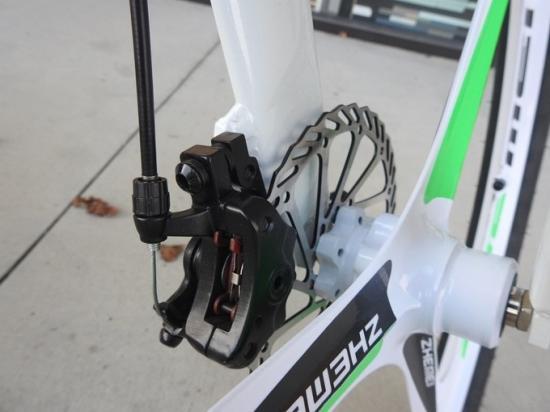 Xe đạp Chainless S1 2