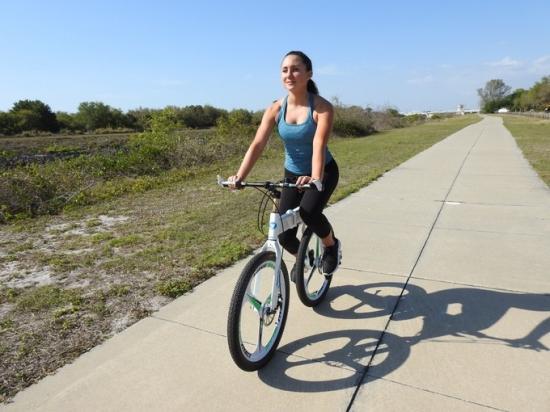 Xe đạp Chainless S1