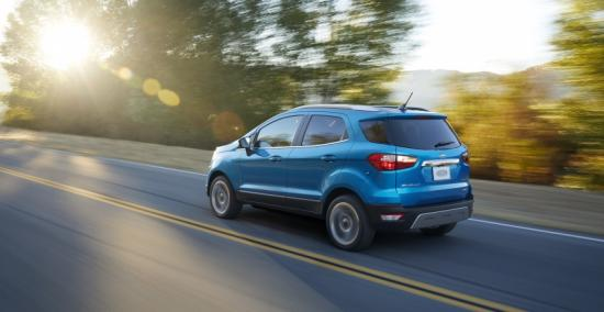 Xe Ford Ecosport vệ binh dải ngân hà 2 2