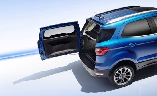 Xe Ford Ecosport vệ binh dải ngân hà 2 3