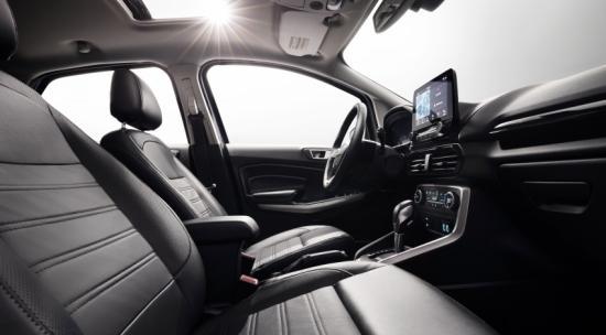 Xe Ford Ecosport vệ binh dải ngân hà 2 5