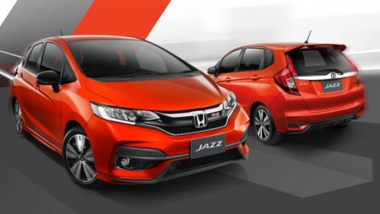 Xe Honda Jazz 2017 1