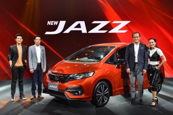Xe Honda Jazz 2017 3