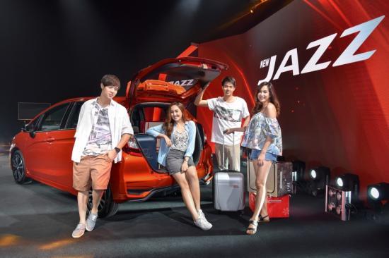 Xe Honda Jazz 2017 4