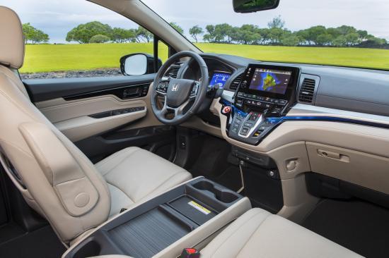 Xe Honda Odyssey 2018 3