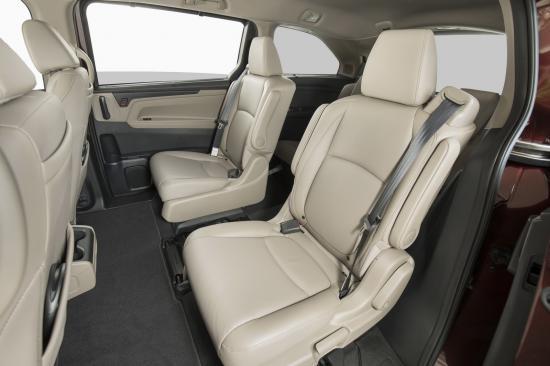 Xe Honda Odyssey 2018 4