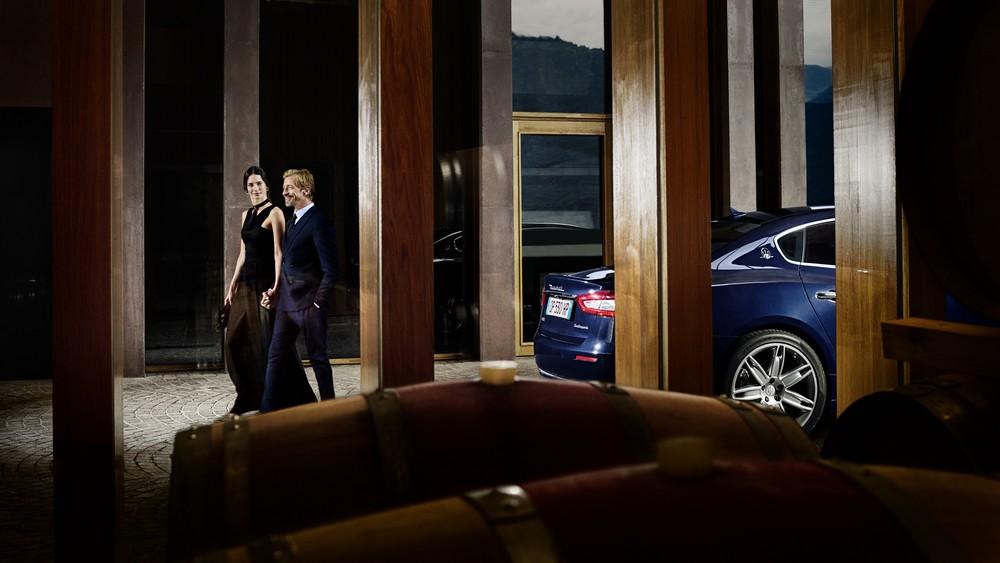 Chủ xe Maserati 2