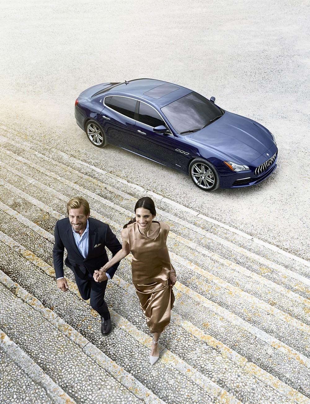 Chủ xe Maserati 3