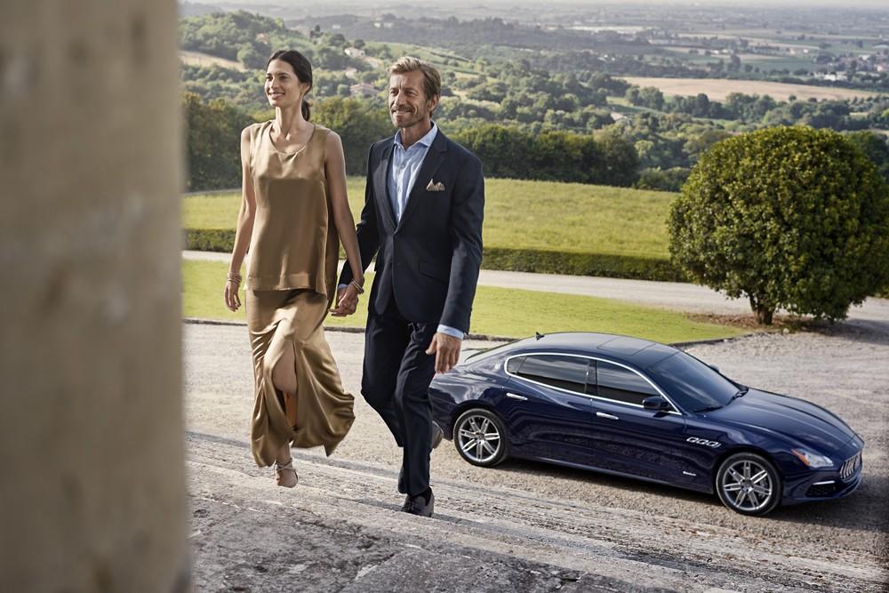 Chủ xe Maserati 4