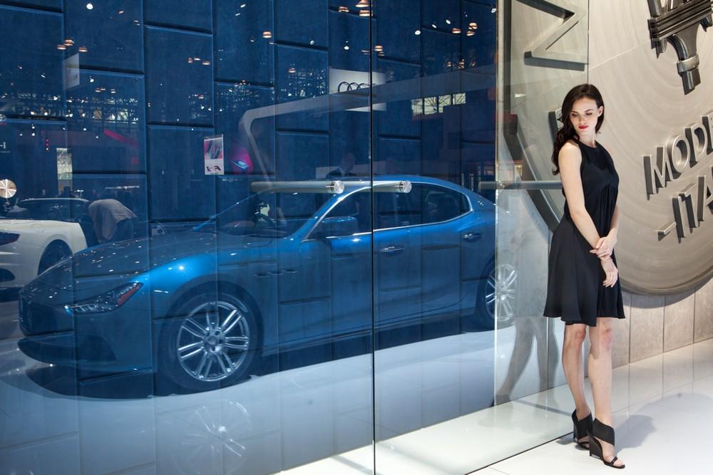 Chủ xe Maserati 6