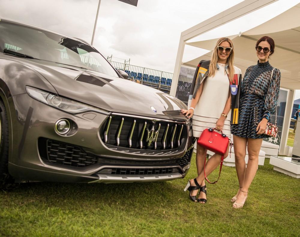Chủ xe Maserati 8