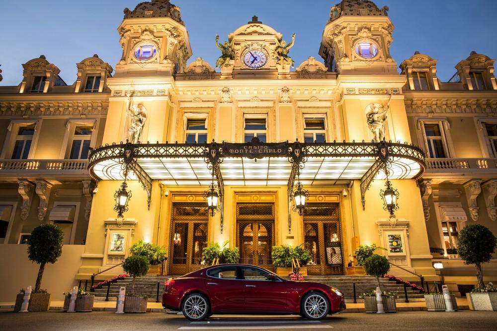 Chủ xe Maserati 9