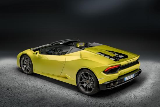Xe Lamborghini Huracan 4