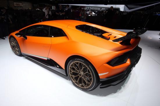 Xe Lamborghini Huracan 5