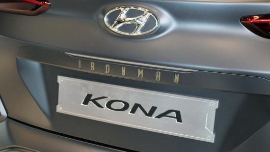 Xe Hyundai Kona Iron Man 5