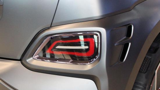 Xe Hyundai Kona Iron Man 6