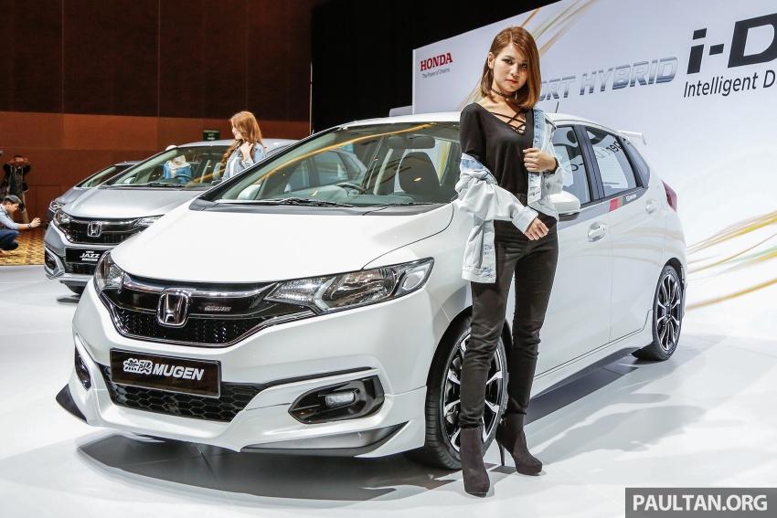 Xe Honda Jazz 2017