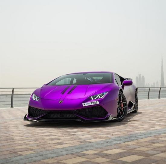 Xe Lamborghini Huracan 9
