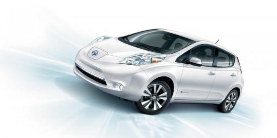 Xe điện Nissan