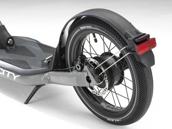 Xe scooter BMW Motorrad X2City 2