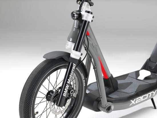 Xe scooter BMW Motorrad X2City 4
