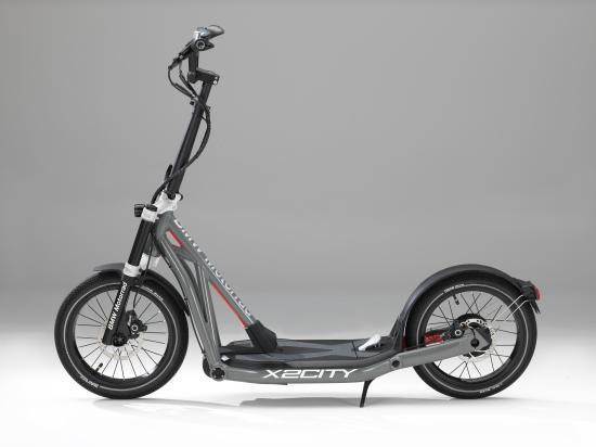 Xe scooter BMW Motorrad X2City