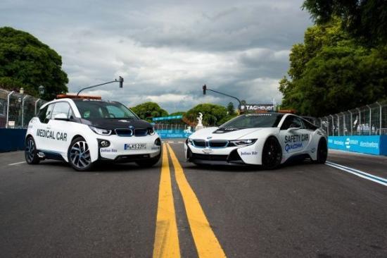 Hãng xe BMW Formula E 1