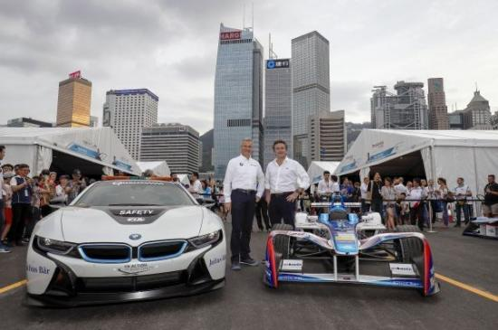 Hãng xe BMW Formula E
