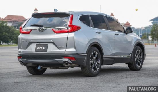 Xe Honda CR-V 1