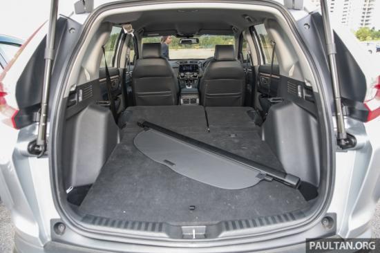 Xe Honda CR-V 4