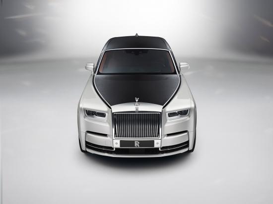 Xe Rolls-Royce Phantom 2018 2