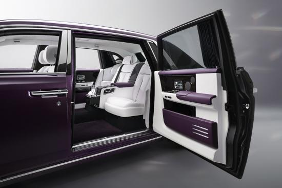 Xe Rolls-Royce Phantom 2018 7