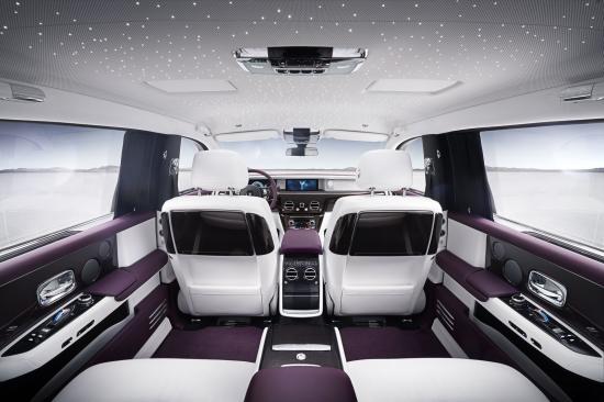 Xe Rolls-Royce Phantom 2018 8