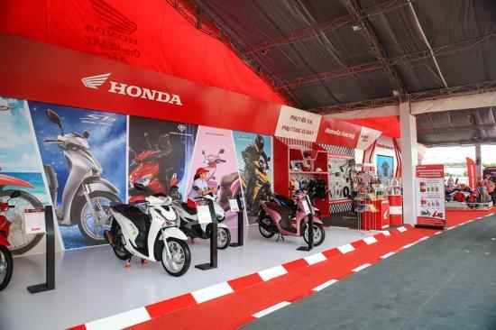 Honda ưu đãi khi mua các dòng xe số