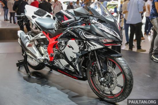 Xe Honda CBR250RR 2017