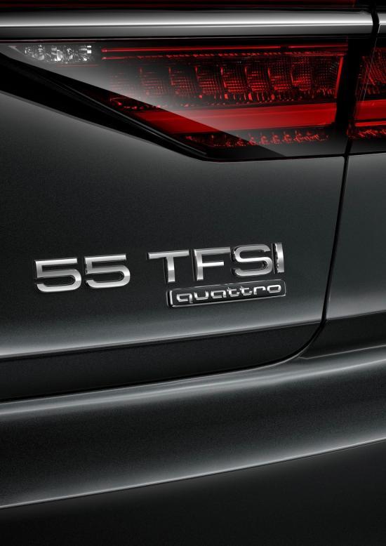 """Audi đổi """"phong cách"""" đặt tên xe 1"""
