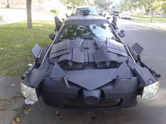 Xe Toyota Camry Batmobile 2