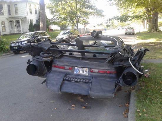 Xe Toyota Camry Batmobile 3