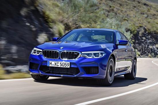 Xe BMW M5