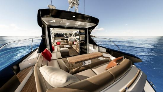 Du thuyền Gran Turismo 50 2