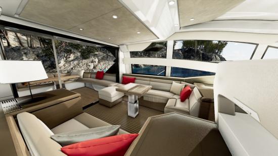 Du thuyền Gran Turismo 50 4