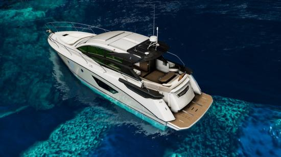 Du thuyền Gran Turismo 50 8